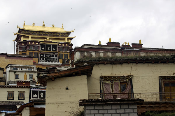 The Songstam Monastery, Shanri La.